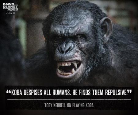 Toby Kebbell como Koba