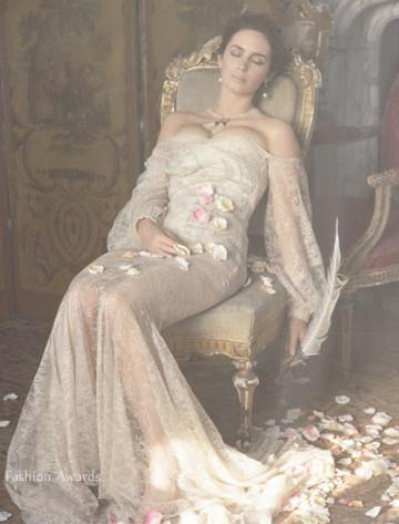 Emily BLunt en Vanity Fair