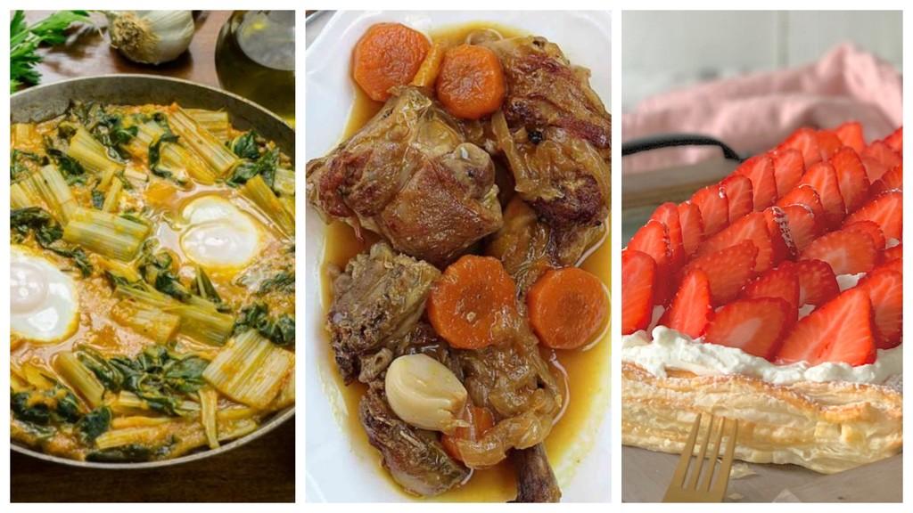 Ideas para configurar tu menú de la semana en el paseo por la gastronomía de la red