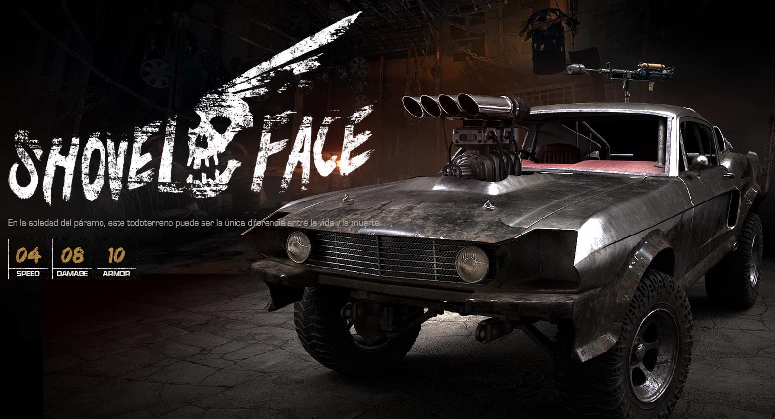 Foto de Mad Max coches (1/3)