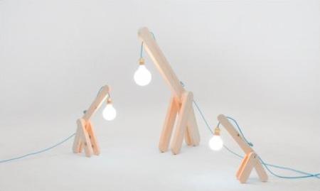GIFU, una original familia de lámparas