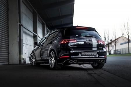 Volkswagen Golf R Manhart 3