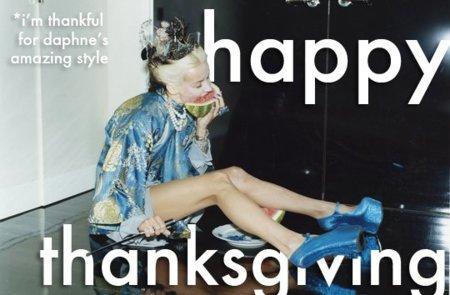 Acción de gracias fashionista: ¡gracias Zara, Bershka, Mango, H&M y Blanco por estas prendas!