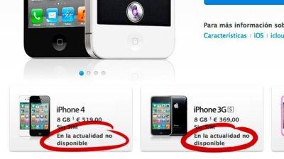 Motorola bloquea en Alemania la venta del iPhone 3GS, el iPhone 4 y los iPads con 3G
