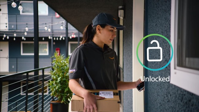 Servicio Amazon Key
