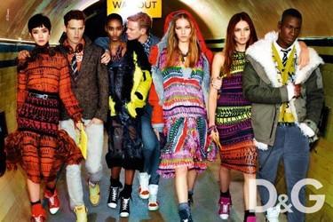 Mario Testino le mete mano a la nueva campaña de D&G, Otoño-Invierno 2011/2012