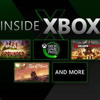 Sigue aquí en directo el nuevo Inside Xbox de abril de 2020 [finalizado]