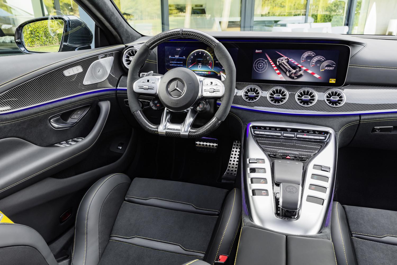 Foto de Mercedes-AMG GT (4 puertas) (30/40)