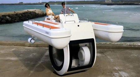 EGO, el mini submarino eléctrico ya está a la venta