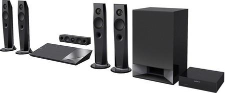 Sony BDV-N7200W, nuevo conjunto home cinema 5.1 con Blu-ray 3D incorporado