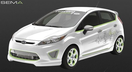 Ford Fiesta by Ford Vehicle Personalization
