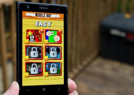 Minijuegos para tu smartphone Windows Phone: Toughest Games Ever