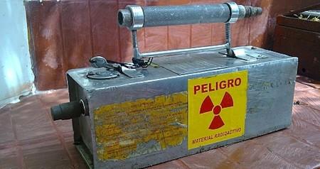 Iridio Fuente Radiactiva