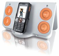 Sony Ericsson V630i y altavoces con Vodafone
