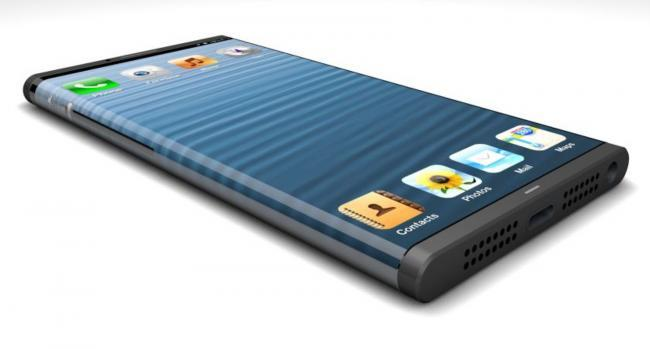 Próximos iPhone: la curvatura de la pantalla entra en la ecuación según Bloomberg