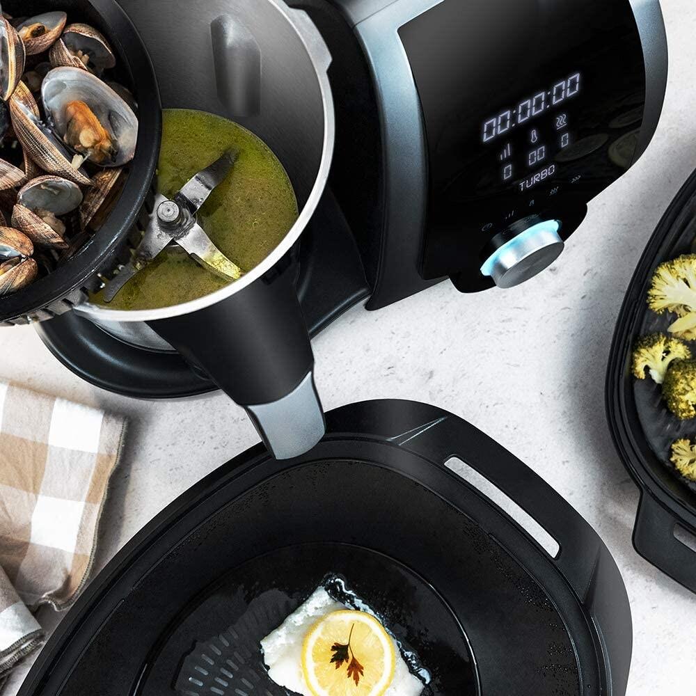 Robots de cocina: Thermomix, Cecotec, Taurus… ¿Cuál es mejor comprar?