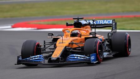 Sainz Silverstone F1 2020 2