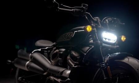 La nueva Harley-Davidson Sportster ser la más potente de la historia: 121 CV y 220 km/h de velocidad punta, según las últimas filtraciones