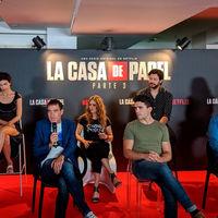 Netflix confirma la cuarta temporada de 'La Casa de Papel' afirmando que ya ha empezado el rodaje