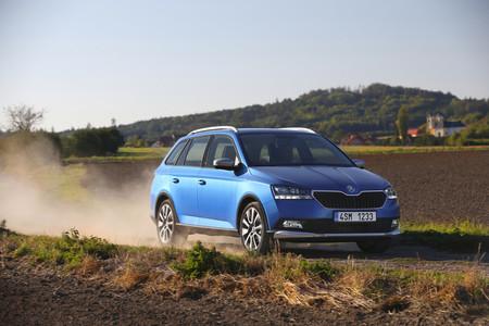El Škoda Fabia Combi estrena versión Scoutline de aspecto campero, sin rastro de tracción total
