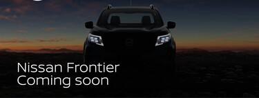 La nueva Nissan NP300 Frontier se deja ver en este primer teaser