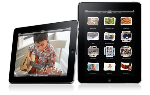 Apple iPad, la esperada tablet contará con versiones 3G