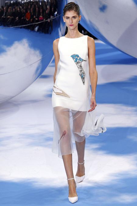 Foto de Christian Dior Otoño-Invierno 2013/2014: Memory dresses (15/21)
