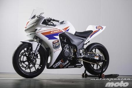 Honda CBR500R EJC