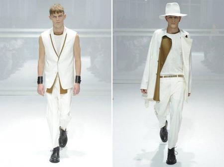 Dior Homme, Primavera-Verano 2012 en la Semana de la Moda de París