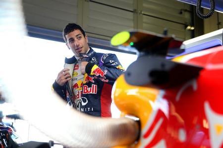 "Daniel Ricciardo:""Para ser honesto, ir a Ferrari no es mi sueño"""