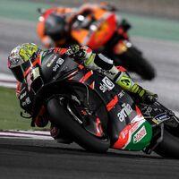 Aleix Espargaró no dejará de correr en MotoGP para ser ciclista profesional... de momento