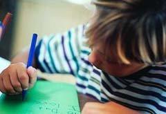 Los niños hiperactivos tienen el cerebro ligeramente más pequeño