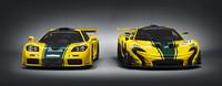 Si quieres disfrutar, este vídeo del McLaren P1 GTR y el F1 GTR en circuito es lo que necesitas