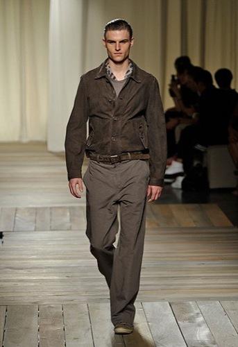 Foto de Ermenegildo Zegna, Primavera-Verano 2010 en la Semana de la Moda de Milán (1/12)