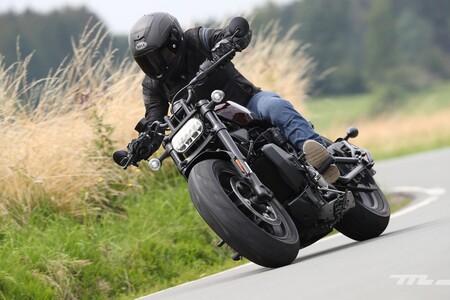 Harley Davidson Sportster S 2021 Prueba 032