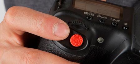 ProDot, el botón de disparo de vuestra cámara gana textura