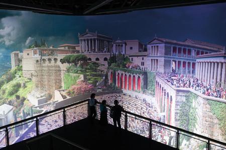 Yadegar Asisi Panorama Pergamon