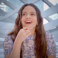 """Rosalía representa a todos los niños de los 90: """"Lo primero que compré fue una cinta de Estopa"""""""