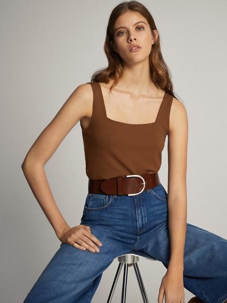 Massimo Dutti tiene estos 21 flechazos en rebajas que no te van a dejar indiferente: sofisticadas prendas de tendencia y de fondo de armario