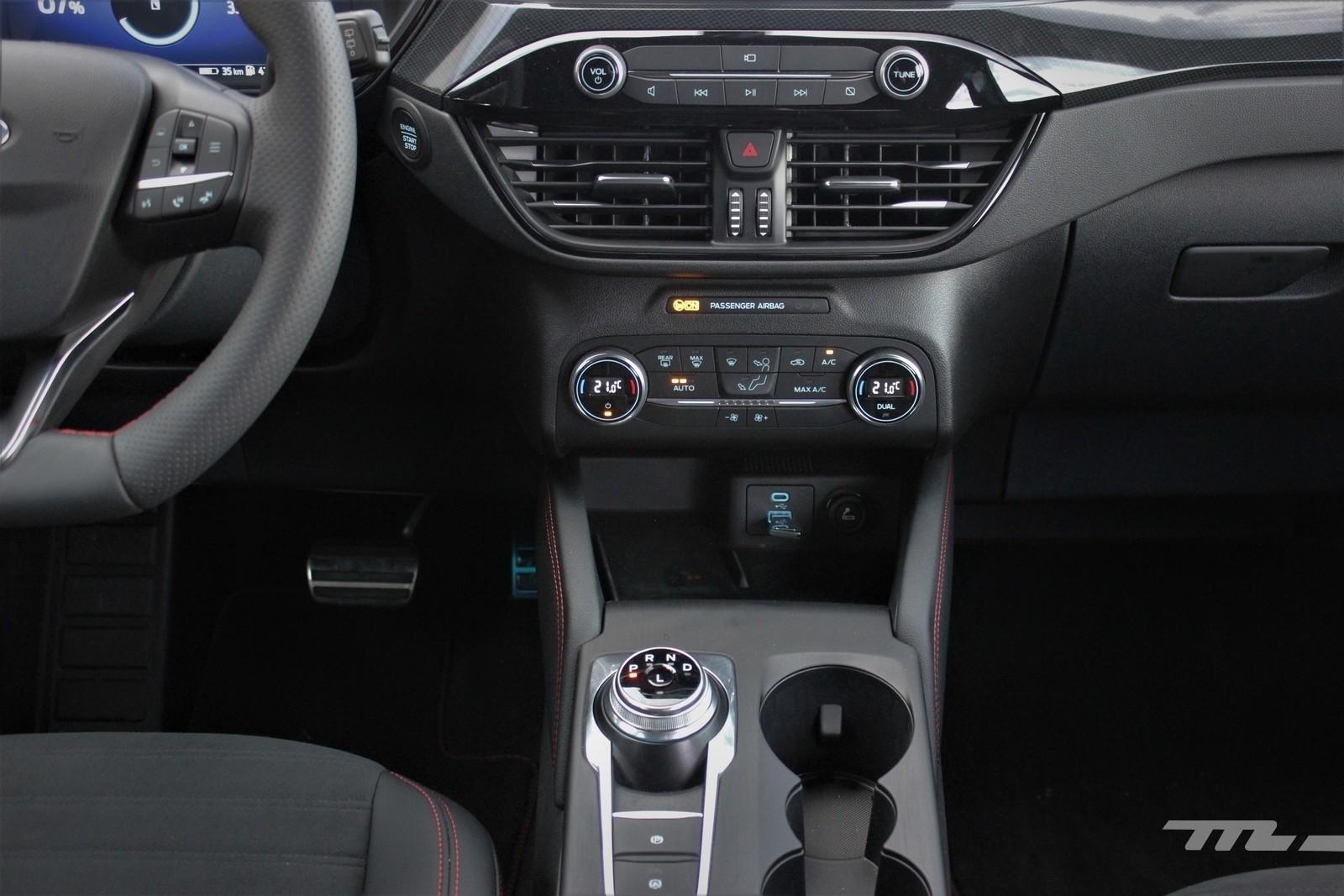 Foto de Ford Kuga 2020 - prueba (49/55)
