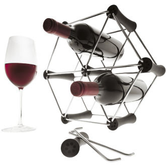 Wine Rack, un botellero a tu gusto