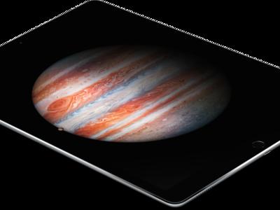 El iPad Pro estará disponible esta semana por un precio que parte de los 899 euros