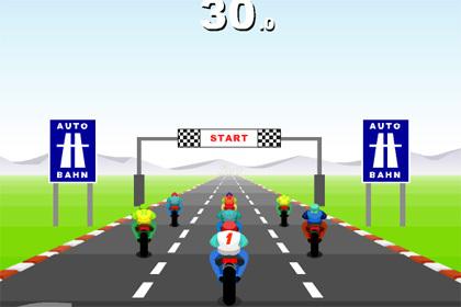 Turbo Spirit, un sencillo juego de carreras