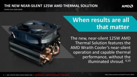 Amd Wraith Cooler Tdp 95w