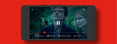 Netflix confirma para los usuarios Android controles para cambiar la velocidad de reproducción y ver todo su catálogo a 1,5x
