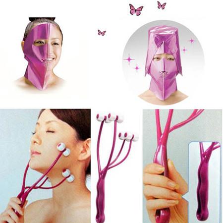 Los nuevos gadgets japoneses para el rostro