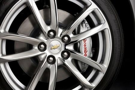 2014 Chevrolet SS rueda