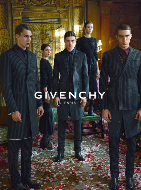 Givenchy Fw 2015 Campaign 002