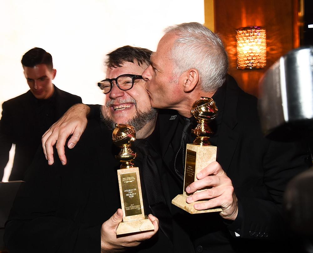Guillermo del Toro, and Martin McDonagh