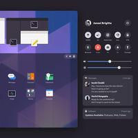 Así es 'Mobile shell', la nueva interfaz experimental de GNOME que busca la convergencia con la plataforma móvil